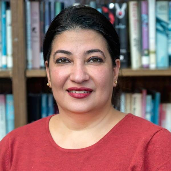 Raghad Fadhel is the director of Children's Magnet Montessori school in Rockville.